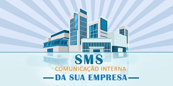 SMS na Comunicação Interna da sua empresa