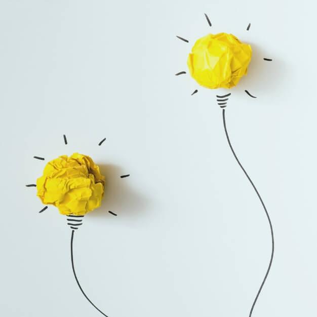 Não fique sem ideias: 5 formas de estimular a criatividade