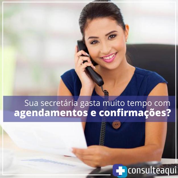 Confirmação de Consultas por SMS
