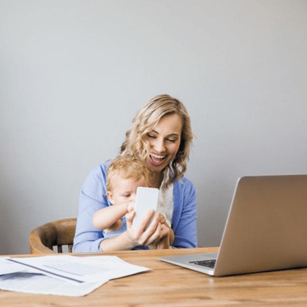 Como mães empreendedoras podem otimizar o tempo investido em marketing