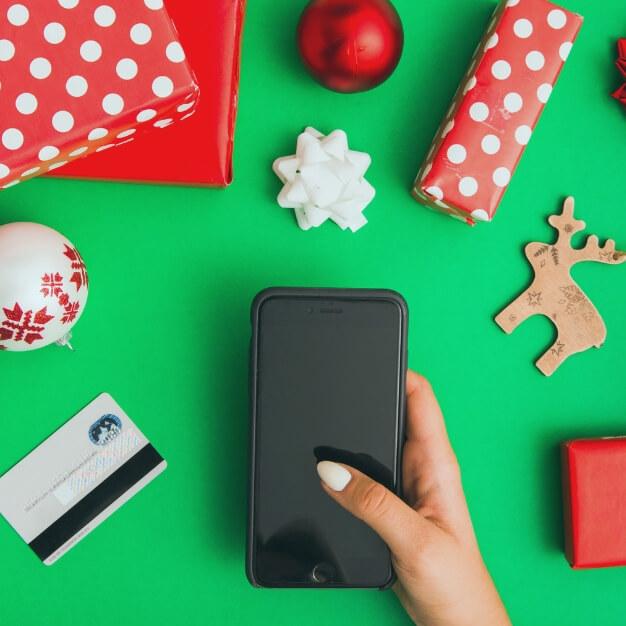 10 Modelos de SMS marketing para o Natal