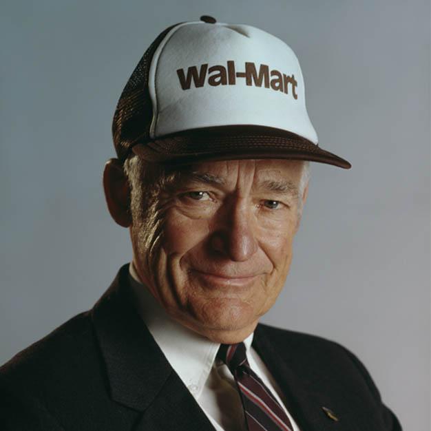 As lições de Sam Walton, do Wal-Mart, para empreendedores