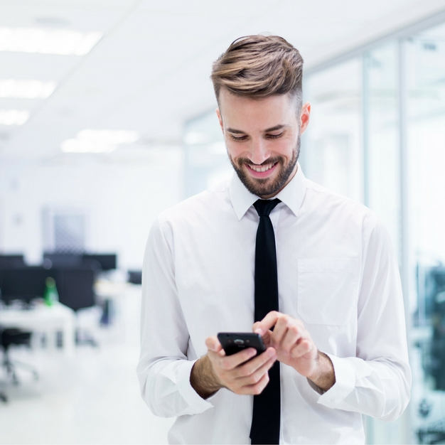 Mensagens SMS para engajar colaboradores