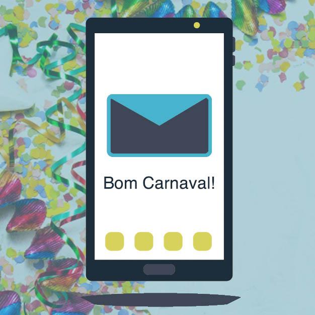 10 ideias para sua campanha de SMS marketing para o Carnaval