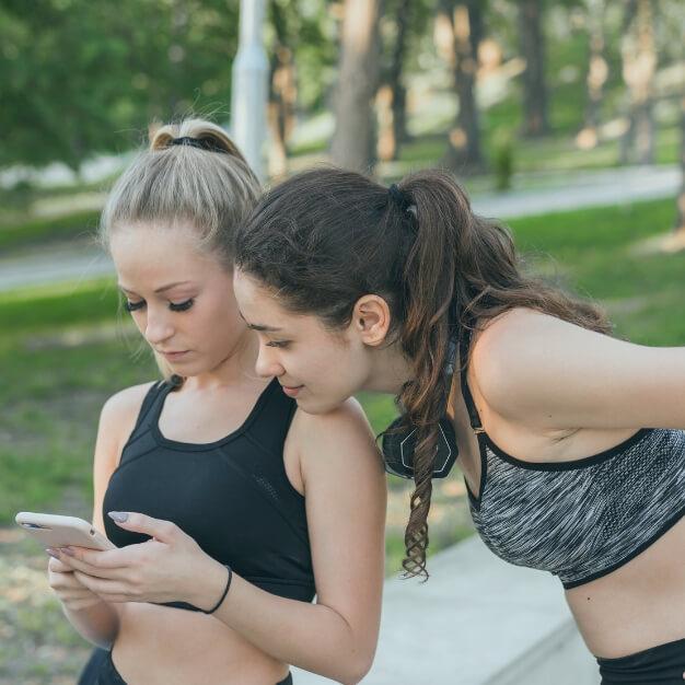SMS marketing no mundo fitness