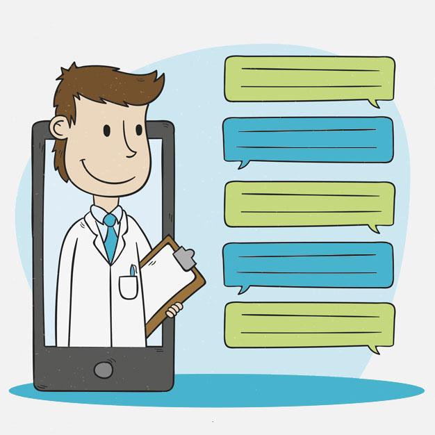 3 usos do SMS em massa para hospitais